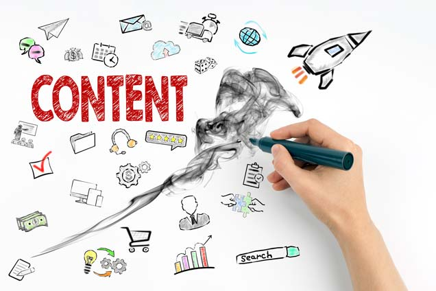 Content Recycling, Content ist king, Werbeagentur