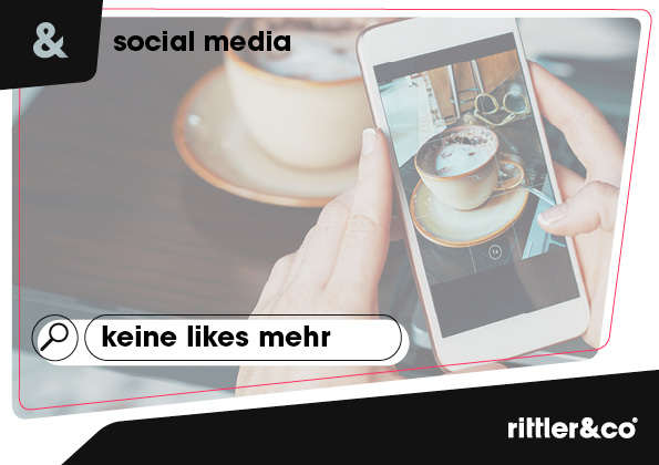 Social Media,Instagram, Influencer Marketing, Werbeagentur, Handy mit Kaffee drauf