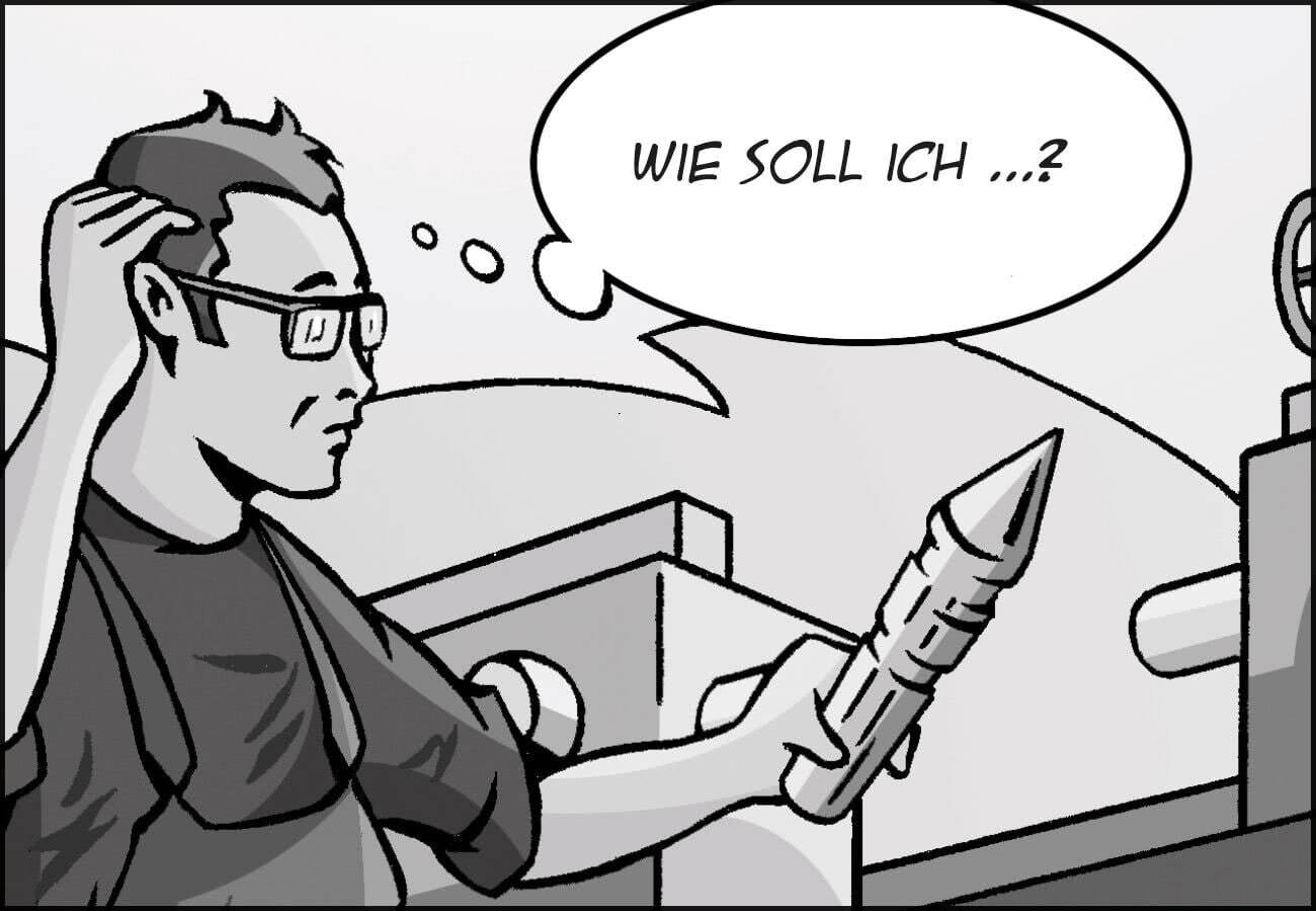Zeiss Comic Teil 1