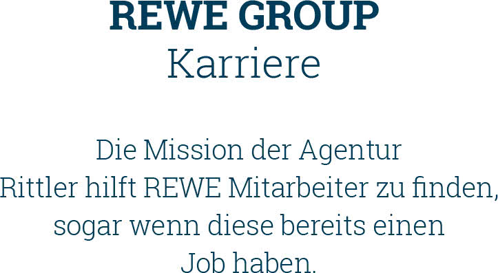 Rewe Group Karriere