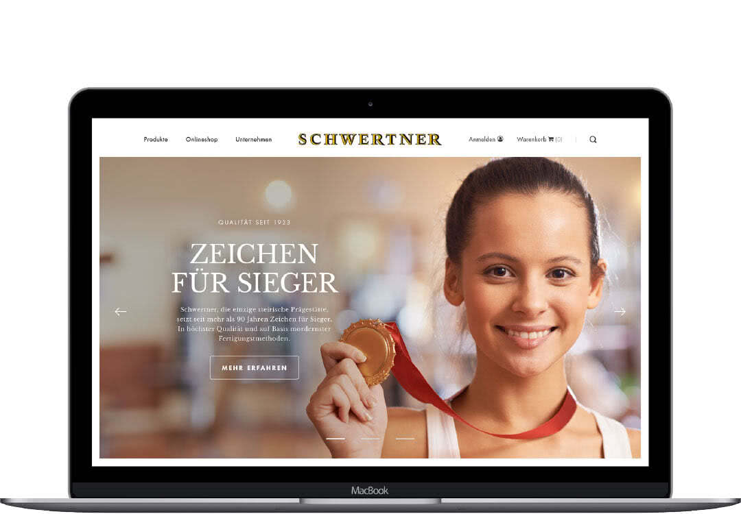 Tonweber Website